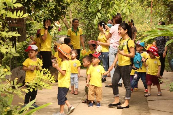 Tham quan trải nghiệm tại công viên thực vật cảnh Việt Nam